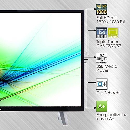 JVC LT-32V4201 81 cm (32 Zoll) Fernseher (Full HD, Triple-Tuner) - 7