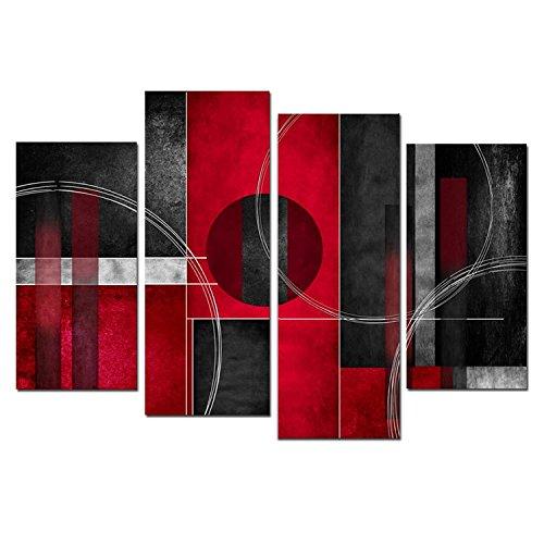hcozy-immense-toile-rouge-et-noir-avec-les-milieux-modernes-toile-abstraite-art-de-mur-pour-home-oil
