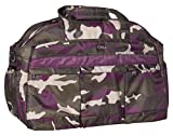 Lug Women's Airbus Weekender Duffel Bag, Camo Berry, One Size