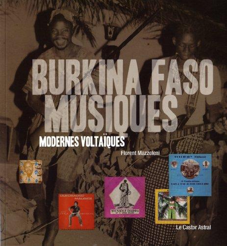 Burkina Faso - musiques modernes voltaïques
