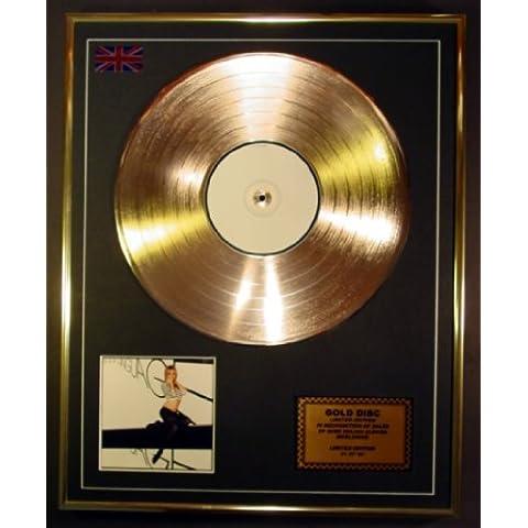 KYLIE MINOGUE/Cd Disco de Oro Disco Edicion Limitada/BODY LANGUAGE