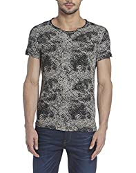 Jack & Jones Mens Casual T-Shirt (_5713237941491_Black_XX-Large_)