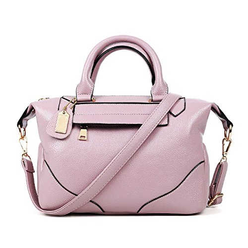Dame Lychee Muster Handtasche Art Und Weise Temperament Tendenz Schulterbeutel Kurierbeutel 4 Farben LotusColor
