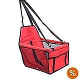 SRI Pet Back Seat Cover Mat Bag for Cars Waterproof Hammock Scratch Proof