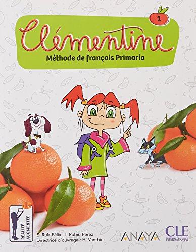 Clémentine niveau 1 élève (1DVD)
