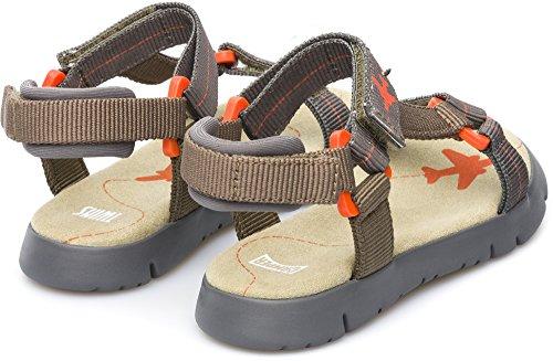 Camper Twins K800122-001 Sandales Enfant Multicolore