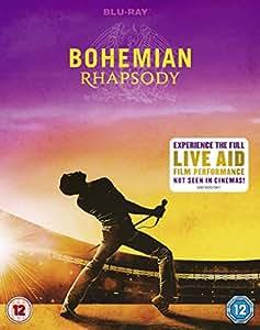 Bohemian Rhapsody [Blu-ray] [2018]