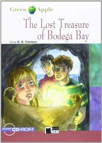 The lost treasure of Bodega Bay, idiomas, ESO. Material auxiliar