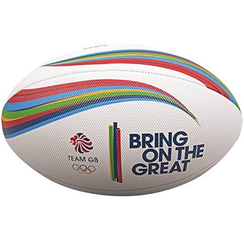 Gilbert Unisex Team GB Supporter - Balón Rugby Playa