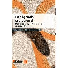 Inteligencia profesional (Universitat i Acció socieducativa)
