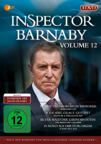 Inspector Barnaby, Vol. 12 [4 DVDs] Preisvergleich