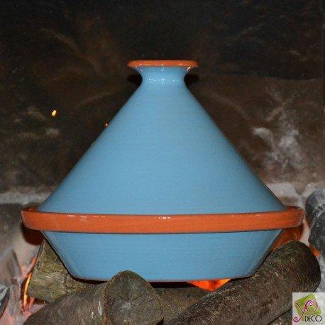 Tajine Spécial Feu Bleu - D 31 cm