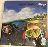 PADI Open Water Diver Manual with Table by PADI