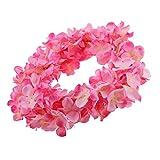 MagiDeal 10 Stk. 200cm Künstliche Rebe Blumen Girlande Wand Hängende Dekor, Farbwahl - Rosa