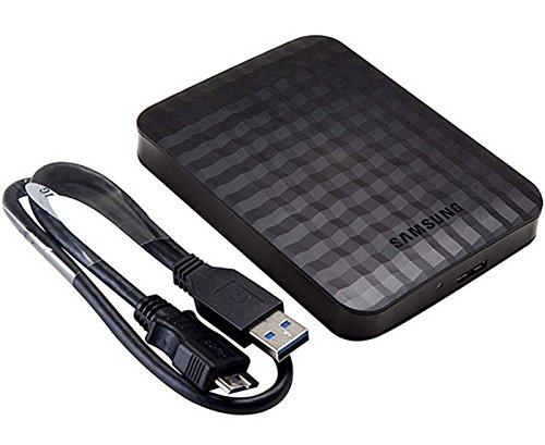 Samsung M3 Slimline 4 TB USB 3.0 Portable Hard Drive - Black