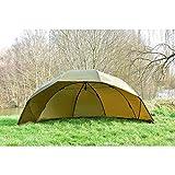 CarpOn Brolly Shelter Zelt Schirmzelt Angeln Wassersäule Campingzelt 60 inch