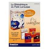 Best Franklin Dictionnaires - Franklin Larousse Carte MMC La bibliothèque du Petit Review