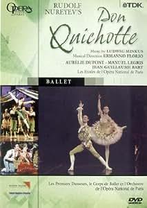 Minkus - Don Quichotte (Roussillon, Nureyev) [DVD] [2011]