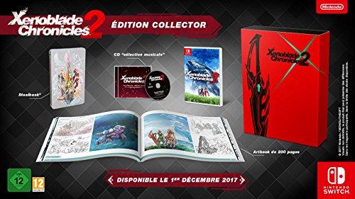 Edición coleccionista de Xenoblade Chronicles 2