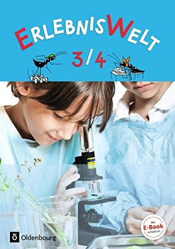 ErlebnisWelt - Neuausgabe: 3./4. Jahrgangsstufe - Schülerbuch