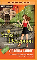 Sense of Deception (Abby Cooper, Psychic Eye) by Victoria Laurie (2016-04-19)