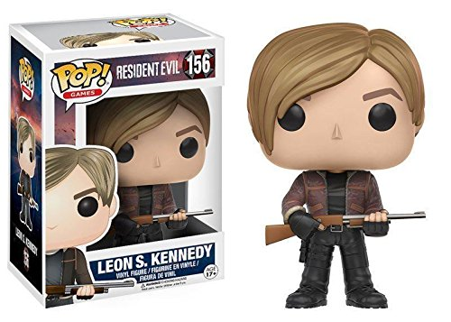 Funko Pop Pack Leon S. Kennedy + The Nemesis (Resident Evil) Funko Pop Resident Evil