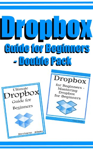 Dropbox Guide for Beginners - Double Pack (English Edition)