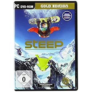 Steep – Gold Edition [PC Code – Uplay]