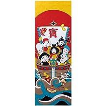 Shinobiya Toalla Tenugui de Japón diseño artes ...