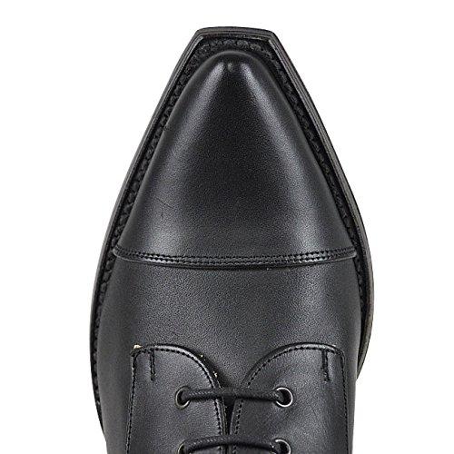 Tony Mora Stiefelette 1088 Westernstiefelette Schnürstiefelette (in verschiedenen Farben) Graso Negro