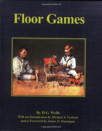 Floor Games par H.G. Wells