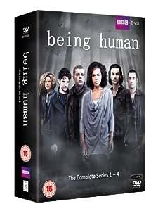 Being Human - Series 1-4 Box Set [DVD]