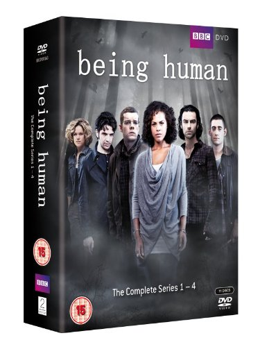 Series 1-4 Box Set (11 DVDs)