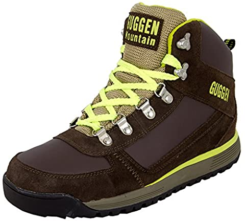 GUGGEN MOUNTAIN Herren Wanderschuhe Bergschuhe Outdoorschuhe Walkingschuhe Outdoor M010, Farbe