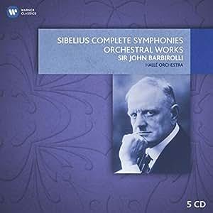 Sibelius : Intégrale des symphonies - oeuvres orchestrales