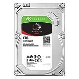 Seagate NAS HDD ironwolf 1TB 1000GB Serial ATA III–Festplatte (5–70°C,-40–70°C, Serial ATA III, Festplatte)