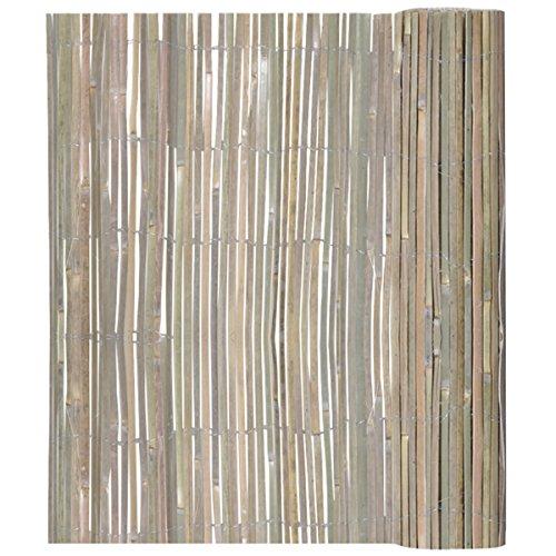 Clôture en bambou 150 x 400 cm