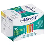 Microlet Lancets Pack of 100 x 1