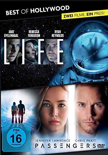 Best of Hollywood - 2 Movie Collector's Pack: Life / Passengers [2 DVDs]