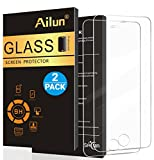 Best Amazon iPhone 5s Screen Protectors - iPhone 5s Screen Protector,iPhone SE Screen Protector,[2pack]by Ailun,For Review