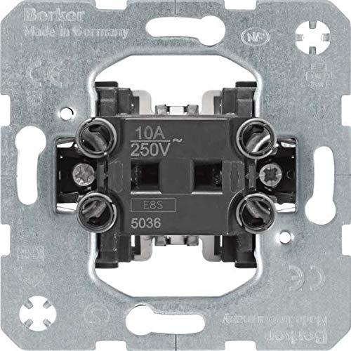 Hager–Meccanismo pulsante 1TR basculante 10A/250V
