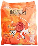 #2: Taiyo Pluss Discovery Special Fish Food 1 kg , 2.5mm Pellet Size