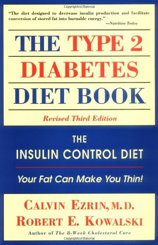 The Type II Diabetes Diet Book: The Insulin Control Diet (Lowell House) (English Edition) Lowell House