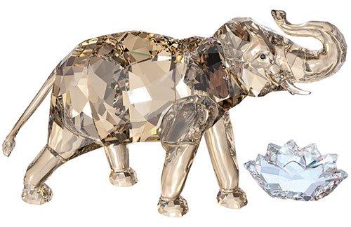 Swarovski SCS Jahr 2013 edition Cinta Elefant mit Titel