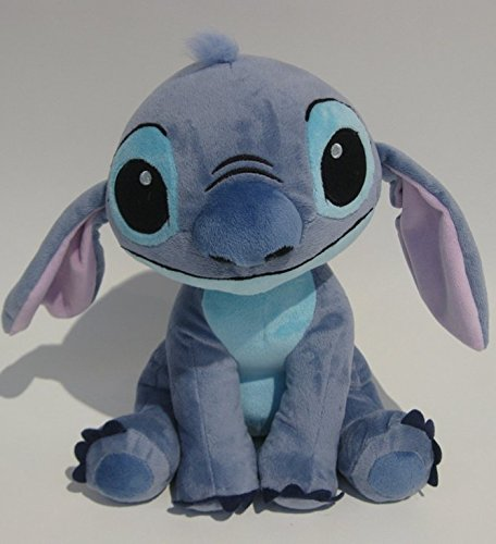 Stitch 27 Cm Peluche Serie Disney Tv Lilo & Stitch Originale Qualità super soft