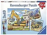 Ravensburger 09226 - Große Baufahrzeuge -