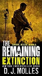 The Remaining: Extinction by D. J. Molles (2015-07-30)