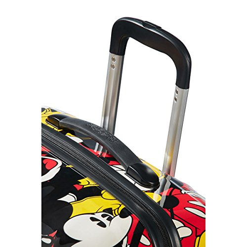 Samsonite American Tourister - Disney Legends Spinner 65 Alfatwist, Koffer, 65 cm, 52 L, Mickey Comics - 3