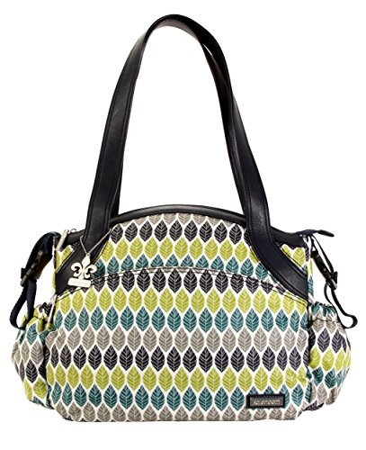 kalencom-bellisima-changing-bag-feathers-spring