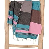 Amazon.fr : serviette de plage 200x200 - Serviettes de plage ...